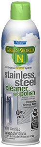 GWN Stainless Steel Cleaner and Polish